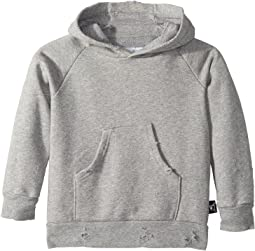 Torn Hoodie (Toddler/Little Kids)