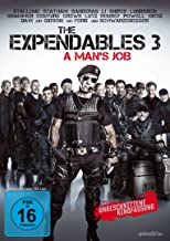 The Expendables 3 - A Man's Job (Ungeschnittene Kinofassung) [Alemania] [DVD]