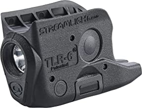 Streamlight 69280 TLR-6 Tactical Pistol Mount Flashlight 100 Lumen Without Laser Designed Exclusively and Solely For Glock...