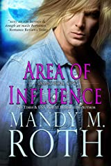 Area of Influence (Immortal Ops Book 8) Kindle Edition