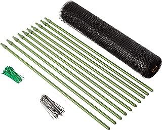 Tenax 084060 2A130002 Deer Fence Kit, 7' x 100'