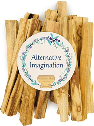 Premium Palo Santo Holy Wood Incense Sticks 2 Oz Pack for Purifying, Cleansing, Healing, Meditating, Stress Relief. 100% Natural and Sustainable, Wild Harvested.