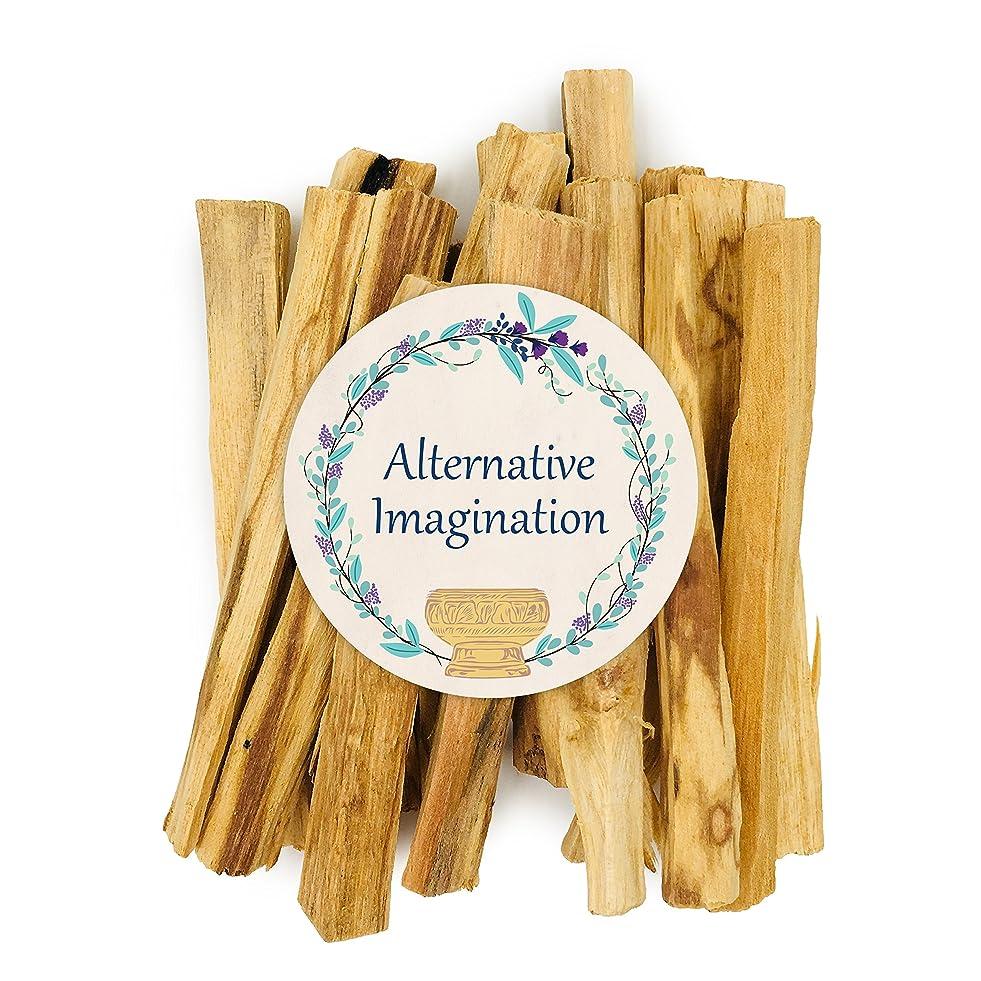 すべき尾こんにちはプレミアムPalo Santo Holy Wood Incense Sticks 2?ozパックfor purifying、クレンジング、ヒーリング、瞑想、Stress Relief。100?%自然と持続可能な、野生の収穫。