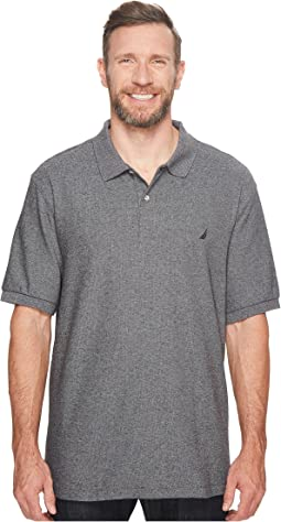 Nautica Big & Tall Big & Tall Anchor Solid Deck Shirt