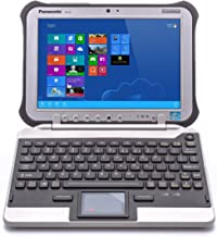 Panasonic Snap-in-Place Fully Rugged Keyboard for the FZ-G1 Tablet IK-PAN-FZG1NBC1