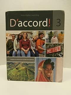 D' Accord! Level 3