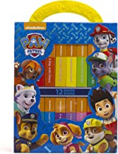 Nickelodeon - Paw Patrol My First Library Board Book Block 12-Book Set - PI Kids