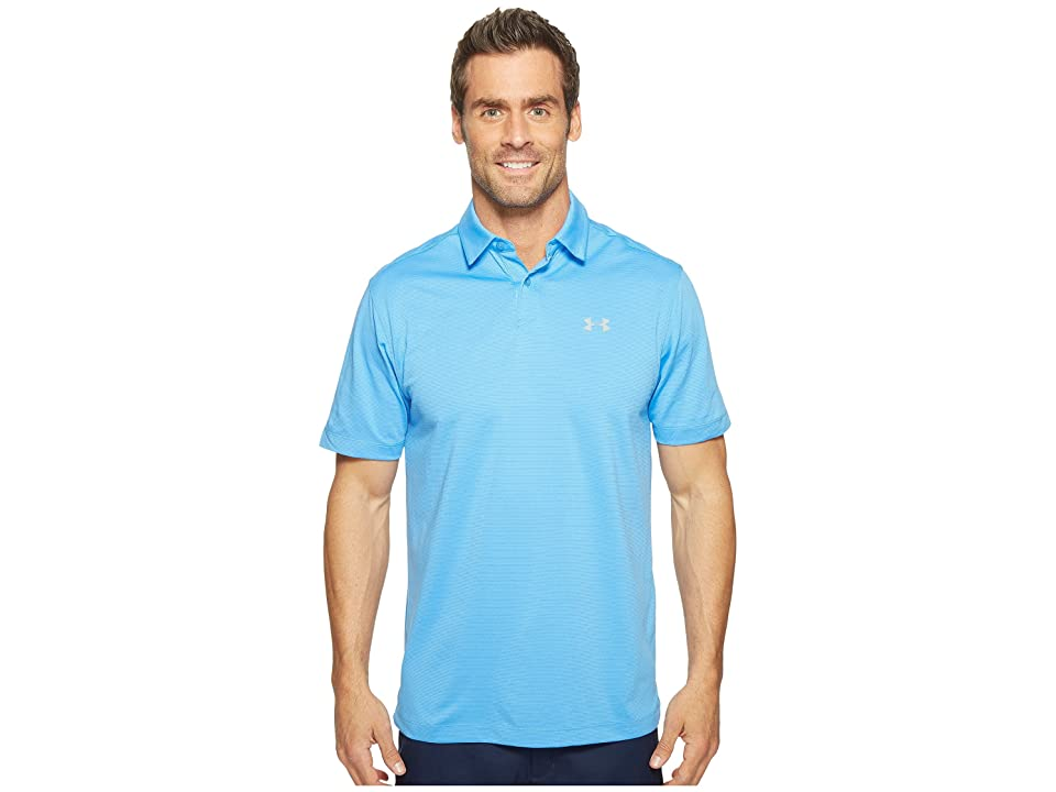 Under Armour Golf UA CoolSwitch Polo (Water/Water/Steel) Men
