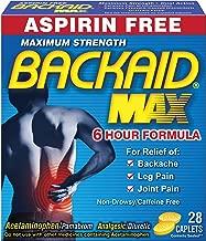 Best backaid max ingredients Reviews