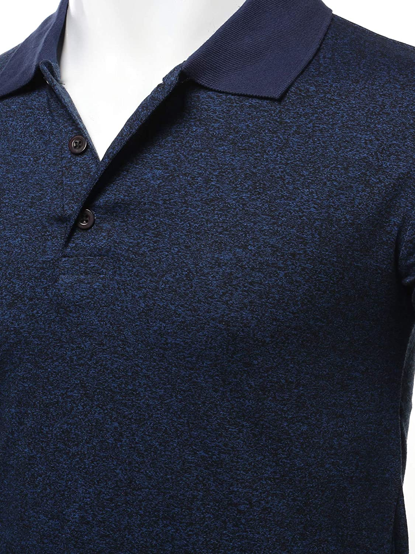Mens Basic Short Sleeve Polos in