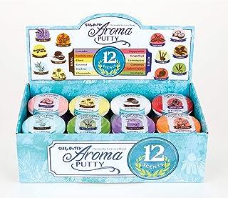 Crayola 080115 12 Scents Aroma Set Art/Craft Putty, Assorted 24 per Carton