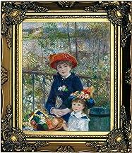 Amazon Com Renoir Prints On Canvas