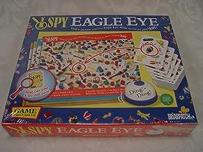 Scholastic I Spy Eagle Eye Board Game with Bonus I Spy Snap Card Game