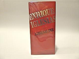 Enrique Iglesias Adrenaline Eau De Toilette for men 3.4 oz