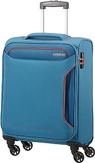American Tourister Hand Luggage, Blue (Denim Blue), 55 cm