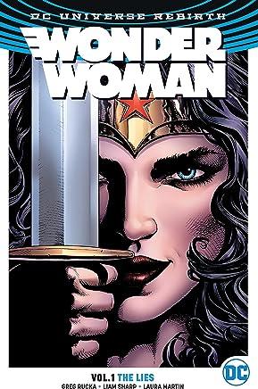 Wonder Woman TP Vol 1: The Lies (Rebirth)