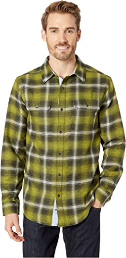 Jasper Midweight Flannel Long Sleeve