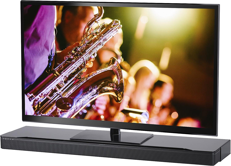 SoundXtra TV-Stnder für Bose SoundTouch 300 & Soundbar 700 - Schwarz