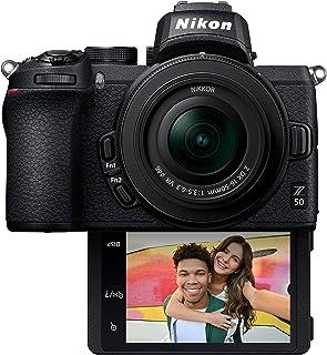 Nikon Z50 Cámara Mirrorless + Nikkor Z 16-50mm f/3.5-6.3
