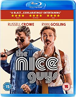 The Nice Guys [Blu-ray] [Reino Unido]