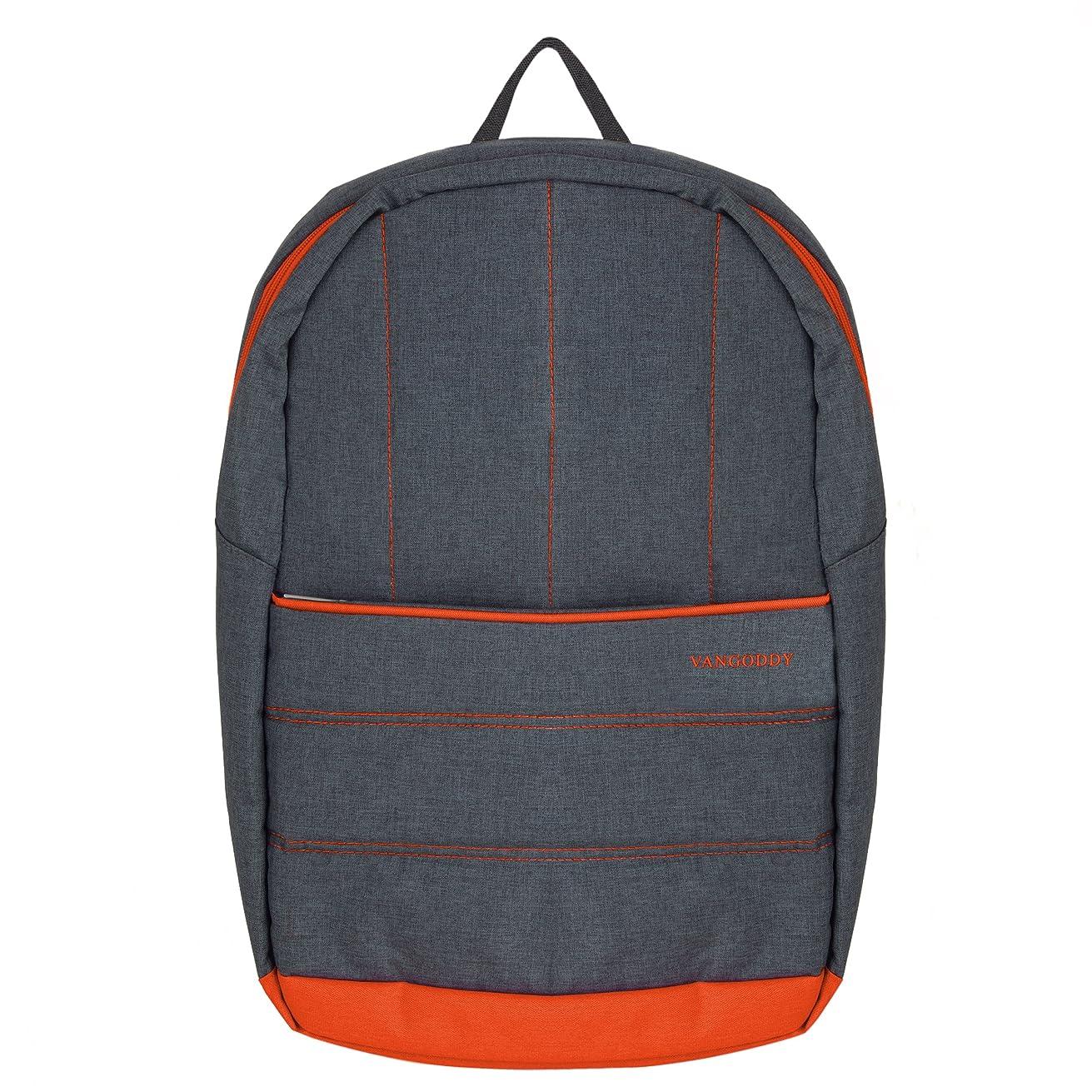 VanGoddy Grove Backpack for Acer 13.3 to 15.6 inch Laptops (Orange)