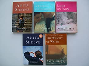 Testimony, Wedding in December, Light on Snow, Pilot's Wife, The Weight of Water (Set of 5 Books)