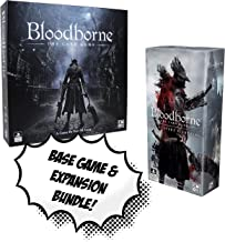 Bloodborne The Card Game + Bloodborne: The Hunter's Nightmare Expansion! Board Game Bundle!