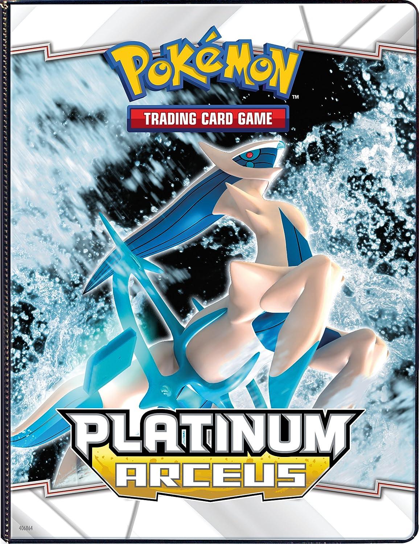 almacén al por mayor UltraPro 82424 Platinum Arceus Arceus Arceus - álbum para Cochetas Pokémon (4 compartimentos)  online al mejor precio