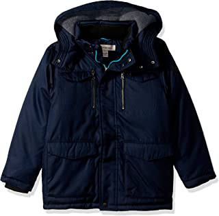Calvin Klein Boys' Resonsance Military Jacket