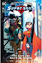 Adventures of the Super Sons (2018-2019) Vol. 1: Action Detectives Kindle Edition