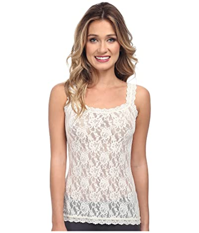 Hanky Panky Signature Lace Unlined Cami (Ivory) Women