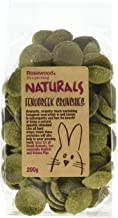 Rosewood Pet 1 Pouch Fenugreek Crunchies Food For Small Animals, 200G