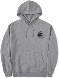 Volcom Men's Outer Banks X Netflix OBX Pope Compass Hooded Pullover Sweatshirt