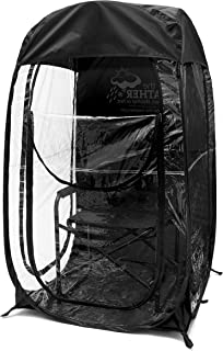 Under the Weather MyPod 1 Person Pop-up Weather Pod. The Original, Patented WeatherPod