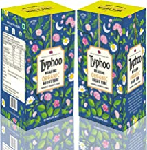 Typhoo Organic Herbal Infusion Night Time 20 Tea Bag Pack Of 2