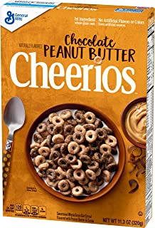 Best cheerios chocolate and peanut butter Reviews