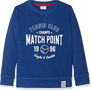 ZIPPY Sweatshirt Fleece Dress Blue Felpa Bambino