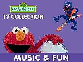 Sesame Street - Music and Fun