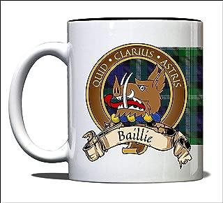 baillie clan crest