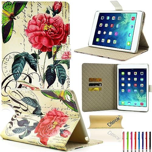 iPad Mini 4 Case, Dteck(TM) Chic Classic Retro Design Flip Stand Case