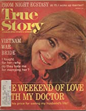 True Story: A Woman's Guide to Love & Marriage, vol. 94, no. 2 (March 1966):