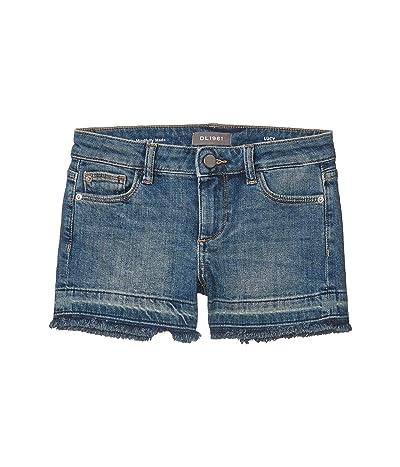 DL1961 Kids Lucy Cutoffs Shorts in Dumont (Big Kids) (Dumont) Girl