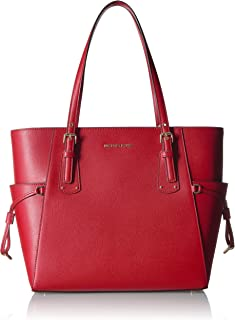michael kors red tote bag uk