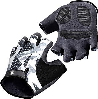 Mountain Bike Gloves for Men Women - Full-Palm Protection...