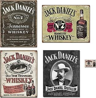 Best jack daniels tin signs Reviews