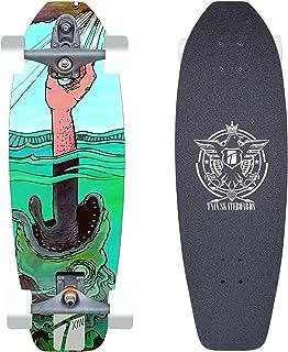 TXIN - Surfskate Treasure 31,5 with T12 Surf Skate Skateb...