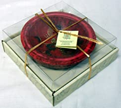 product image for Habersham Candle Company Wax Pottery Regular Cranberry Spice Vessel
