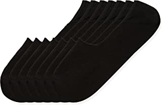 Amazon Brand - find. Men's Socks Trainer Invisible, Pack of 7