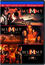 The Mummy / The Mummy Returns / The Mummy: Tomb of the Dragon Emperor