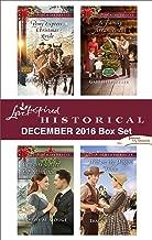 Harlequin Love Inspired Historical December 2016 Box Set: An Anthology